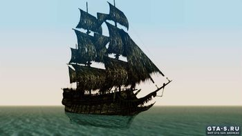 Flying Dutchman 3D