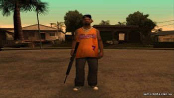 Orange Grove Families GTA San Andreas