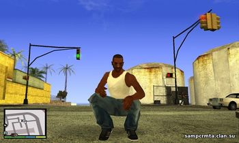Victor Vance замена героя GTA San Andreas